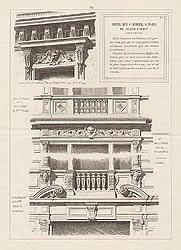 une vari t de styles architecturaux n o classique. Black Bedroom Furniture Sets. Home Design Ideas